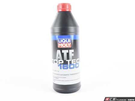 ES#3988101 - 20024 - Top Tec ATF 1600 - 1 Liter - Fully Synthetic Automatic Transmission Fluid - Liqui-Moly - Mercedes Benz