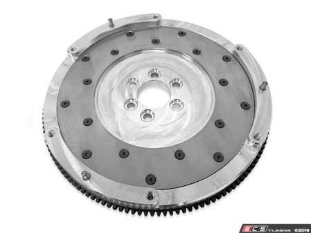 ES#3998854 - 034-503-1007 - Billet Aluminum Single-Mass Lightweight Flywheel - Weighing in at 9 lbs, allows for faster revving and easier rev matching when downshifting. - 034Motorsport - Audi