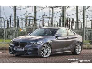 ES#3998957 - 426060989KT1 - PD2XX Aerodynamic-Kit - Give your 2 series an aggressive new style - Prior Design - BMW