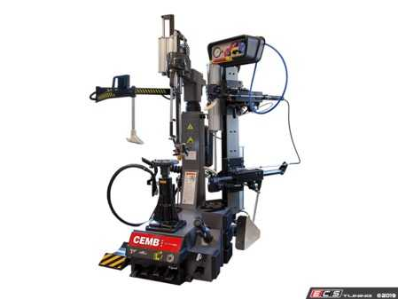 ES#3998949 - SM1100 - Center Post Leverless Tire Changer - Automatic high performance tire changer with a leverless mount/dismount system - CEMB USA - Audi BMW Volkswagen Mercedes Benz MINI Porsche