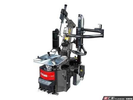 ES#3998958 - SM645HP2 - High Performance Tilt-Back Tire Changer - With Help Arm - Features adjustable Smart Blade bead breaker and a help arm - CEMB USA - Audi BMW Volkswagen Mercedes Benz MINI Porsche