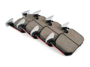 ES#3674696 - 34106878878 - Front Brake Pads set - Quality replacement brake pads from an original equipment supplier - Brembo - BMW