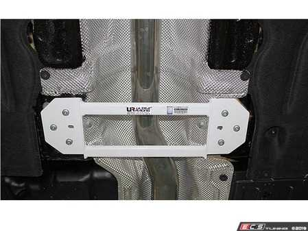 ES#3998824 - URKR-ML2-3055 - Ultra Racing Middle Lower Brace - 2 Points - Increase rigidity and improve chassis flex in your vehicle - Ultra Racing - MINI