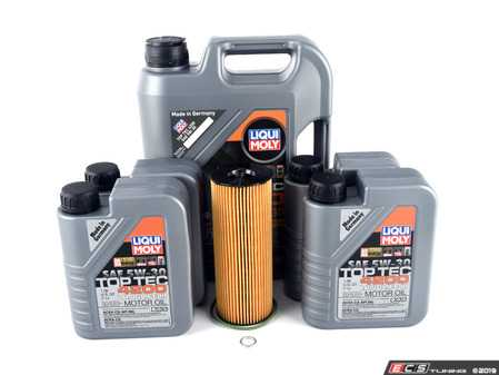 ES#2953862 - 057115561MKT3 - Oil Service Kit - Everything you need to perform an engine oil service - Assembled By ECS - Audi Volkswagen