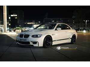 ES#3999159 - 609890839KT - PD-M1 Aerodynamics Kit - M3 style appearance for E9X 3 series - Prior Design - BMW