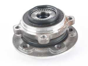 ES#3996420 - 33416867927SDA - Wheel Hub With Bearing Assembly - Rear - *Scratch And Dent* - Connects to the rear axle carrier - Genuine BMW - MINI