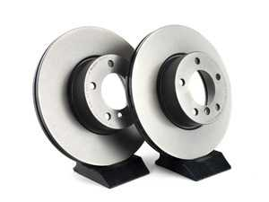 ES#3677477 - 34116855006kt10 - Front Brake Rotors - Pair (312x24) - A pair of replacement rotors - Brembo - BMW