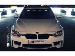 ES#3999163 - 609890846KT - PD-M1 Aerodynamics Kit - M3 style appearance for E9X 3 series - Prior Design - BMW