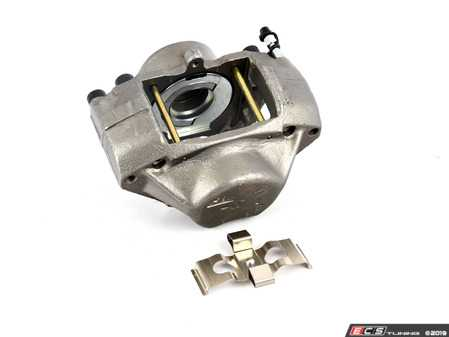 ES#3999004 - 141.35035KT - Remanufactured Front Brake Caliper - Left - Price includes a $52.00 refundable core charge - Centric - Mercedes Benz