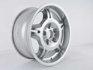 "ES#3996447 - 36112227360SDA - 17"" Star Spoke Style 24M Wheel - Priced Each *Scratch And Dent* - 17x8.5 ET41 72.6CB - Genuine BMW - BMW"