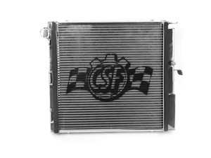ES#3545328 - 2611 - 1996-1997 E320 Radiator - CSF is the leader in Automotive Cooling - A quality OE style replacement radiator - CSF - Mercedes Benz