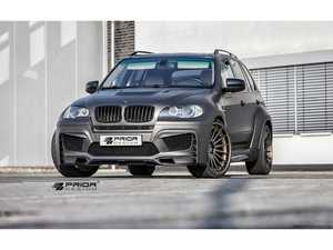 ES#3987790 - 4260609891423 - PD5X Wide-Body Aerodynamic-Kit - Give your X5 an aggressive new style - Prior Design - BMW