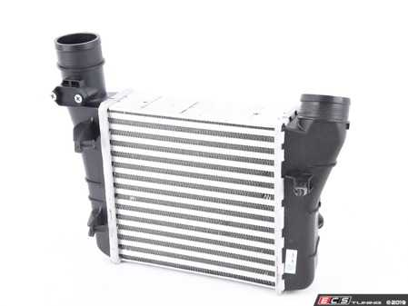 ES#3545385 - 6053 - Intercooler - Left - Cools the charge air for your engine - Offers superior performance & drop-in fitment! - CSF - Audi
