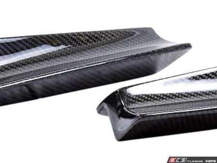 ES#4000310 - BRF02V2CF - Rear Diffuser Extensions - Carbon Fiber Rear Diffuser Extensions for F8X models - PSM Dynamics - BMW