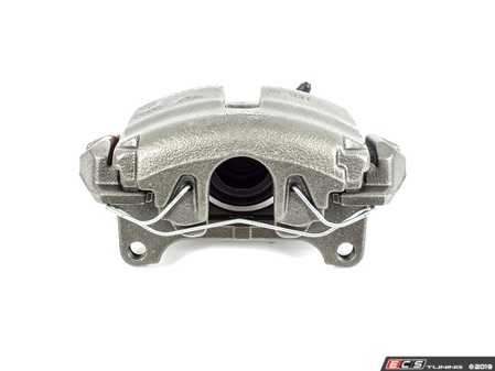 ES#3160400 - L2975A - Front Brake Caliper - Right - Non-powdercoated calipers for OE replacement - Power Stop - Volkswagen