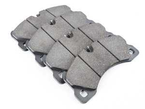 ES#3677628 - 97035194904 - Front Brake Pad Set - OE Formulated with Shims - Jurid - Porsche
