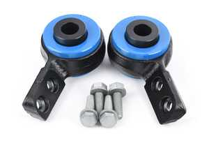 ES#3988173 - 022579TMS01-01KT - Pre-installed Polyurethane Front Control Arm Bushings - 80A - Instant, crisp steering and braking response, combined with long lasting performance. Pre-installed for ease of installation. - Turner Motorsport - BMW
