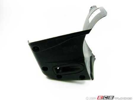 ES#128292 - 51712694832 -  Front lower Fender Liner - Right - Lower part of the front fender liner, featuring the air duct for brake cooling - Genuine BMW - BMW