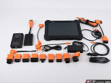 """ES#3676500 - gt90KT - GT90 Diagnostic Platform Generation III - The latest tablet scanner from Foxwell features a 12.2"""" touch screen and can perform special functions like coding, adaptation and programming. For professional use. Provides world wide coverage. - Schwaben by Foxwell - Audi BMW Volkswagen Mercedes Benz MINI Porsche"""