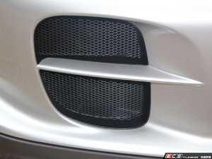 ES#3570783 - E1003 - Wire Mesh Grill Kit - Improve your Porsche's looks and protect your radiators - Rennline - Porsche