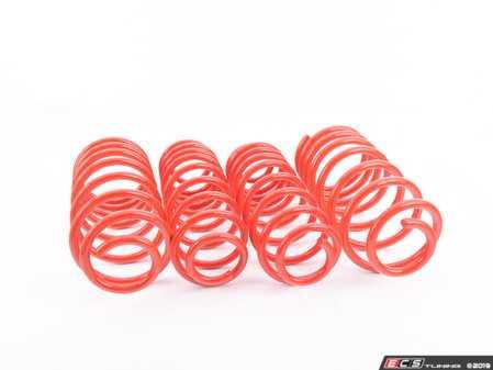 """ES#3467555 - ASTLS-14-2418 - Lowering Springs - GTI - Average lowering front & rear: 1.18"""" - AST Suspension  - Volkswagen"""