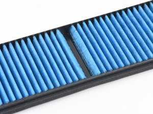 ES#3991492 - 64316946628BF - Bluecare Cabin Filter - Priced Each - State of the art cabin filters that utilize a Biofunctional layer to protect you and your family from airborne bacteria, viruses, mold, and spores. - Hengst - BMW