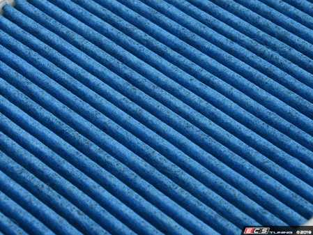 ES#3991489 - 64119237555BF - Bluecare Cabin Filter - Priced Each - State of the art cabin filters that utilize a Biofunctional layer to protect you and your family from airborne bacteria, viruses, mold, and spores. - Hengst - BMW