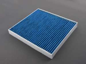 ES#3991487 - 5Q0819653BF - Blue.care Charcoal Lined Cabin Filter / Fresh Air Filter - A commonly missed filter, used to filter incoming air into the cabin - Hengst - Audi Volkswagen