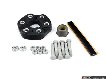 """ES#3200672 - 26117511454KT4 - Drive shaft installation kit  - Includes """"Giubo"""" and hardware - Assembled By ECS - BMW"""