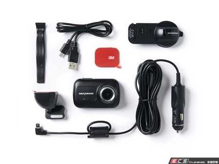 ES#4001164 - nxtNBDVR122 - Nextbase Dash Cam 122 - The 122 fully establishes itself as the standard entry-level Dash Cam, with improved 720p HD recording on a 5 layer glass lens and a 120 viewing angle, making it ideal for the younger or first-time driver. - Nextbase - Audi BMW Volkswagen Mercedes Benz MINI Porsche