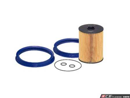 ES#3690563 - 11252754870 - Fuel Filter Kit - Priced As Kit E489KP D461 - Includes gaskets and filter to keep your fuel clean - Hengst - MINI