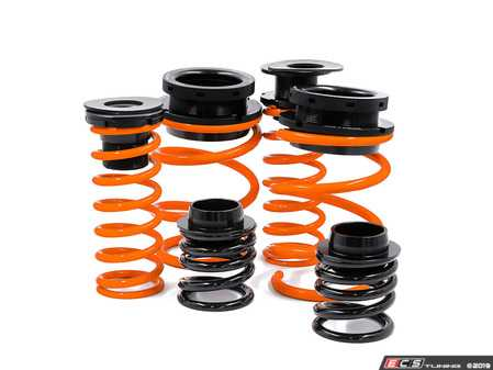 ES#4146923 - 02aBMW2F22CP  - MSS Sports Fully Adjustable Front & Rear Ride Management System - A versatile performance spring kit ideal for vehicles used daily, for spirited drives or on tracks - Modular Suspension Solutions - BMW