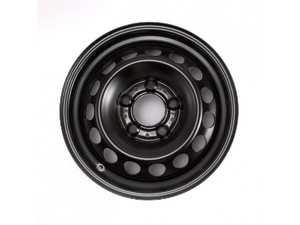 ES#64395 - 36111095005 - Steel Rim - Priced Each - 5x120 15x6.5 et47 - Genuine BMW - BMW