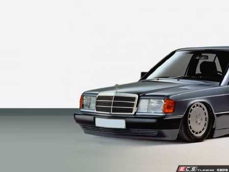 ES#4004072 - W201_AIR - W201 Air Ride Kit - Front/Rear Bags Only - Bagging Your W201 has never been this easy! - Dolud - Mercedes Benz