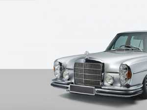 ES#4004101 - W108_W109_AIR - W108/W109 Air Ride Kit - Front/Rear Bags Only - Bagging Your W108 / W109 has never been this easy! - Dolud - Mercedes Benz