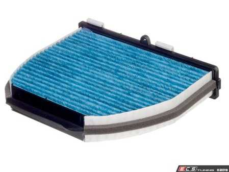 "ES#4004118 - 2128300318bC - Hengst Blue.Care Cabin Filter / Fresh Air Filter - Hengst's ""Blue.Care"" Technology cabin filters consist of 5 layers of protection to catch particles down to .0003mm! - Hengst - Mercedes Benz"