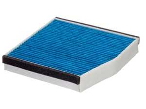 "ES#3991511 - 2118300018BF - Hengst Blue.Care Cabin Filter / Fresh Air Filter - Hengst's ""Blue.Care"" Technology cabin filters consist of 5 layers of protection to catch particles down to .0003mm! - Hengst - Mercedes Benz"