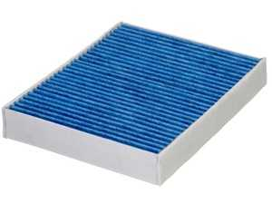 """ES#4004394 - 95857221901 - 11-17 Cayenne Hengst Blue.Care Cabin Filter / Fresh Air Filter - Hengst's """"Blue.Care"""" Technology cabin filters consist of 5 layers of protection to catch particles down to .0003mm! - Hengst - Porsche"""