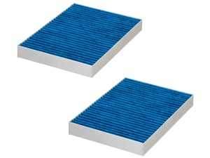 """ES#3991513 - A2218300718BF - Hengst Blue.Care Cabin Filter / Fresh Air Filter - Hengst's """"Blue.Care"""" Technology cabin filters consist of 5 layers of protection to catch particles down to .0003mm! - Hengst - Mercedes Benz"""