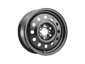 "ES#4004576 - a181347KT - 17"" Steel Wheel - Set Of Four - 17""x7.0"" ET35 5x112 - Black - Pacer - Audi Volkswagen"