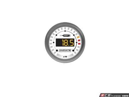 ES#4004672 - inn3854 - MTX-D: Exhaust Gas Temperature (EGT) - 52mm single function digital Exhaust Gas Temperature gauge - Innovate Motorsports - Audi BMW Volkswagen