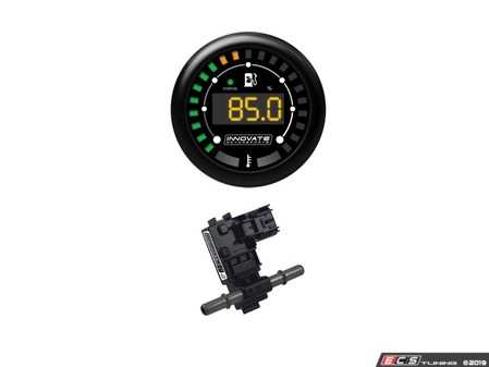 ES#4004676 - inn3904 - MTX-D: Ethanol Content % And Fuel Temperature Gauge  - 52mm MTX digital Ethanol Content % and fuel temp combo - One Gauge - Two Functions! - Innovate Motorsports - Audi BMW Volkswagen
