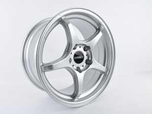 ES#3674129 - C3600056 - D-Force LTW5 Wheel - Silver *Scratch and Dent*  - - 17x8.5 (16.2 lb.) - - D-Force Wheels - BMW
