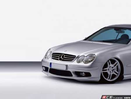 ES#4004761 - W209_W203_1AIR - W209/W203 Air Ride Kit - Front/Rear Bags Only - Bagging Your W209 / W203 has never been this easy! - Dolud - Mercedes Benz