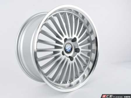 ES#3969699 - 1885BYT305120SSD - BEYERN MULTI SILVER W/MIRROR CUT LIP *Scratch And Dent*  - 18x8.5 5/120 ET30 CB72.56 - Beyern Wheels - BMW MINI