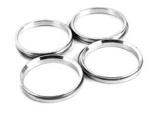 ES#3970873 - an75-666KT - Hub Centric Rings - Set Of Four - Metal - Includes 75mm to 66.6(66.56)mm hub centric rings for proper fitment, Most common on MINI Coopers with 66.6 CB - ECS - MINI