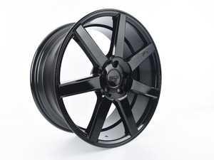ES#3468618 - M16819854342 - 19x8.5 Verona 5x112 BL (Gloss Black) Et42 66.6cb - Niche Wheels -