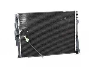 ES#4005032 - 17117537292SDA1 - Engine Radiator - Automatic - *Scratch And Dent* - For vehicles with N51 engine (low emissions) - Genuine BMW - BMW