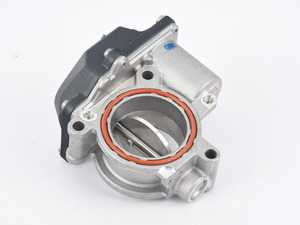 ES#4005058 - 057128063GSDA - Supercharger Bypass Valve - *Scratch And Dent* - Releases air pressure when off throttle - VDO - Audi