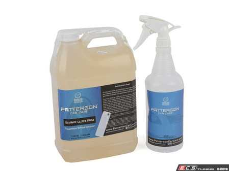 ES#3209709 - HW11-1G - Brake Dust Professional Wheel Cleaner - 1 Gallon - (NO LONGER AVAILABLE) - The ultimate touch-less wheel cleaner! - Patterson Car Care -